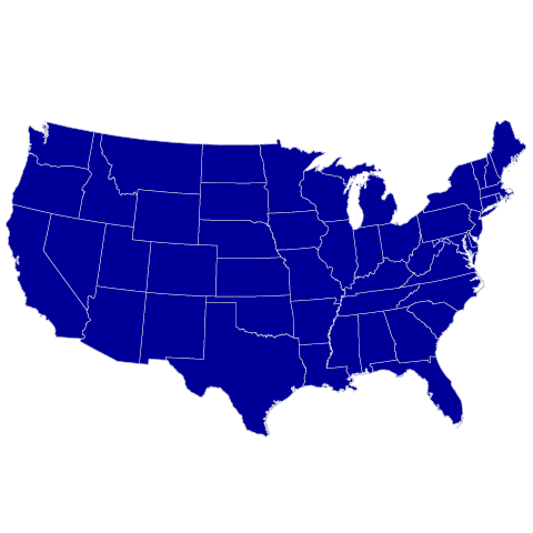 megamillions-online - map of usa
